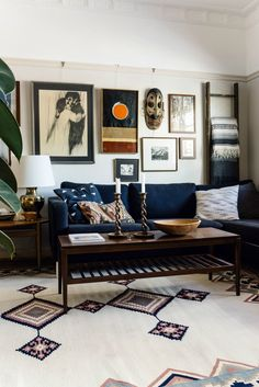 Home Decor - Vintage living Room|| @pattonmelo