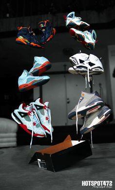 Air Jordan's: