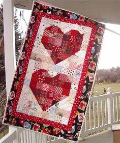 Free Valentine pattern! - Fat Quarter Shop's Jolly Jabber