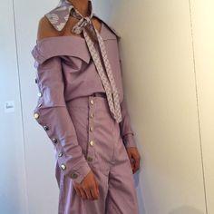 Menswear / Look 4 Designing through the alter-ego of jw anderson Model: @ kennpan