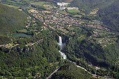 Het Parco Fluviale del Nera