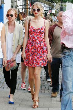 The Summer Standard: 15 Chic Celebs in Sundresses