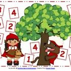 These are great activities for math centers! Students practice their number recognition and one-to-one correspondence while playing in pairs. Just ...