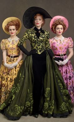 Cate Blanchett as the Wicked Stepmother in Cinderella (2014). Costume Designer: Sandy Powell.