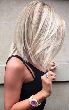 """""""If your hair is not so long and not so short that means you can try these 5 Easy Medium Length Hairstyles For Women 2018. Here you will find the amazing medium haircuts those are perfect for any season. We collected only the best ideas to inspire you get the flattering look.no matter how you dress up all of them are suitable to any outfit. #Allhairstylesblog #mediumlengthhairstylesforwomen #mediumlengthhairstylesforwomenupdo #mediumlengthhairstylesforwomeneasy…"""
