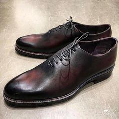 Patine : SAP 05 // Modèle : JMG X01 Derby, Fashion Shoes, Oxford Shoes, Dress Shoes, Footwear, Lace Up, Classy, Sandals, Boots