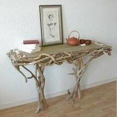 Du bois flotté dans la déco