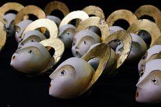 Angel Closeup by Little Angel Theatre, via Flickr