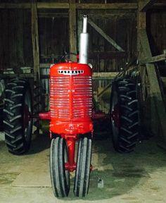 M FARMALL Farmall Tractors, Old Tractors, Farmall Super M, Ih, Antique Tractors, Vintage Tractors