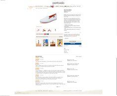 Portovelo Shoes  Santorini White