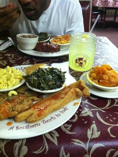 Kountry Kitchen - Soul Food At Its Best! Voted number two so food for their fried catfish with collards and sweet potatoes on Food Network top five. Indianapolis