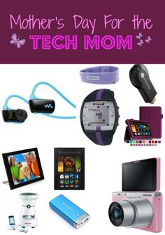 Top 10 Gift Ideas for the tech moms