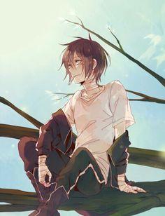Yato (Noragami) - Fanart by Ryethe