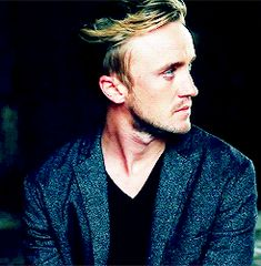 Tom Felton gif ♥ ♥ | via Tumblr