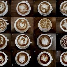 Misses good coffee