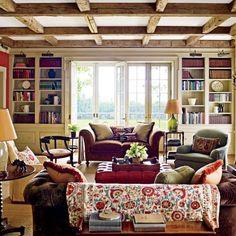An Elegant New York Farmhouse by Gil Schafer : Architectural Digest