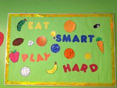Cni # Painted fruits and vegetables. Cni # Painted fruits and vegetables. Nutrition Education, Kids Nutrition, Health And Nutrition, Nutrition Activities, Herbalife Nutrition, Holistic Nutrition, Sports Nutrition, Nutrition Tips, Cafeteria Bulletin Boards