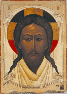 century icon of christ mt. Religious Icons, Religious Art, Images Of Christ, Russian Icons, Santa Face, Art Icon, Orthodox Icons, Sacred Art, Holy Quotes