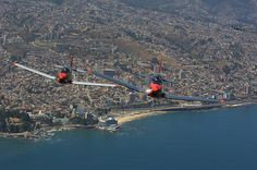 PC-7 Turbo Trainer by Armada de Chile, via Flickr
