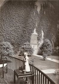The Delano & Aldrich designed playhouse to ' Oak Point ', the Harrison Williams estate enlarged by D&A c. 1926 in Bayville . Pictured is . Long Island House, Otto Von Bismarck, The Best Revenge, Wishing Well, Sitting Area, Hollywood Regency, The Good Old Days, Historic Homes, Gold Coast