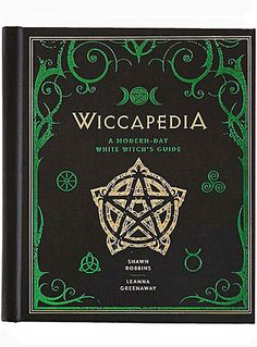 Wiccapedia: A Modern-Day White Witch's Guide at ShopPlasticland.com