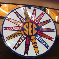 A new SEC for 2012