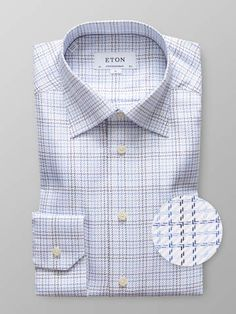Our contemporary shirt fit is a refined update of our classic shirts. A more shaped look but maintains the traditional silhouette and comfort. Shirt Tie Combo, Dobby Weave, Cute Love Images, Men Shirts, Harris Tweed, Formal Shirts, Outfit Combinations, Men's Collection, Stylish Men