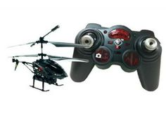 Mini Versa S977 Spy RC helicopter - 3.5CH Spy helicopter with Photo/Video button