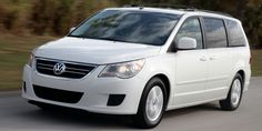 VW Routan (re-badged Chrysler Town & Country van)