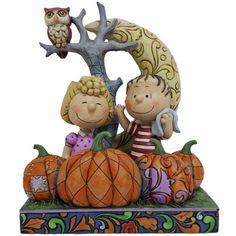 Jim Shore Peanuts 4042374 The Great Pumpkin Patch New 2014 Peanuts Halloween, Holidays Halloween, Halloween Crafts, Happy Halloween, Halloween Decorations, Halloween 2014, The Great Pumpkin Patch, Peanuts Cartoon, Peanuts Gang