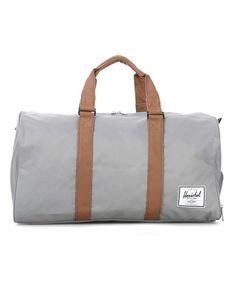13194d03188e7 Herschel Classic Novel Cestovní taška světle šedá 52 cm - 10026-00061 |  wardow.