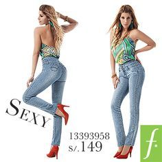 viviana rivasplata jeans - Buscar con Google