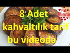 8 ADET KAHVALTILIK TARİF TEK VİDEODA - YouTube Tasty Pancakes, Homemade Beauty Products, Vegan Dishes, Breakfast Recipes, Food And Drink, Health Fitness, Snacks, Make It Yourself, Gourmet