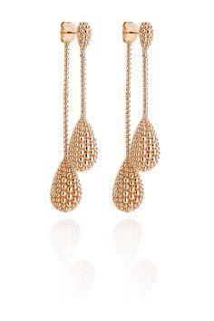 Carla Amorim drop earrings