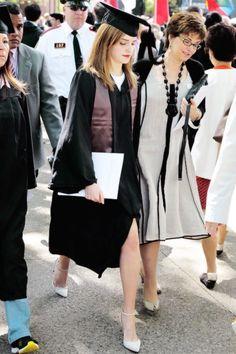 Emma Watson Graduation. 2014