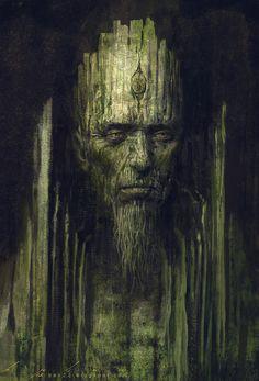 Tree King by Bao Pham (thienbao.deviantart.com on @deviantART)