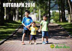 北海道稚内市にある写真館photofactory demdemが毎年開催している写真展「HOTGRAPH」2014年の記録です☆