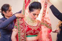 A beautiful destination wedding at Jaipur