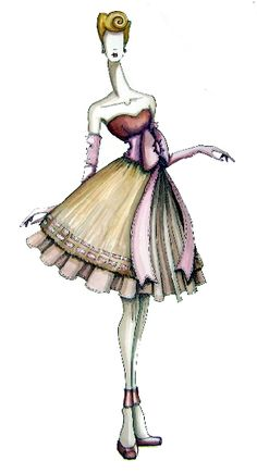 Posted in Fashion Illustration   6 Comments   Share: