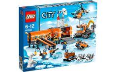 60036 Arctic Base Camp - Products - City LEGO.com