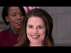 CONVICTION TV Series Trailer, Images and Posters | The Entertainment Factor