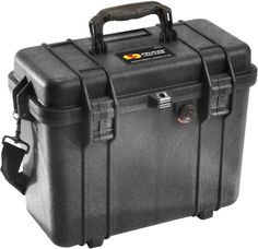 Pelican 1430 No Foam Black Empty Pelican Case - No Foam available from our online store carryitcases.com.au - Australia Wide Delivery