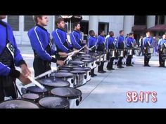 Blue Devils Drum line (: Tambour, Girl Drummer, Drum Corps International, Bust A Move, Drumline, Free To Use Images, Winter Guard, How To Play Drums, Blue Devil