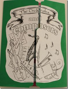 World's Greatest Composers by Confessions of a Homeschooler - also includes a lapbook!!!