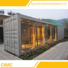 Comfortable Living Container House - Buy Living Container House,Living Container House,Living Container House Product on Alibaba.com