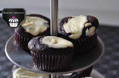 Schoko-Käsekuchen-Muffin 3