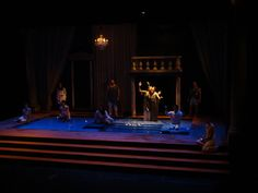 mary zimmerman metamorphoses set design - Google Search
