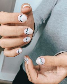 The new popular trendy nails ideas – are in the right place about nail ideas red Here we offer you the most beautiful pictures about the new nail ideas you are looking for. When you examine the The new popular trendy nails ideas – Minimalist Nails, Best Acrylic Nails, Acrylic Nail Designs, Easy Nail Designs, Short Nail Designs, Stylish Nails, Trendy Nails, Fancy Nails, Ongles Funky