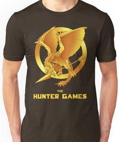 the Hunter Games Unisex T-Shirt