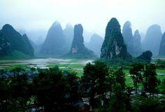 ga83.jpg (1081×737)  漓江 Li River (Lijiang)